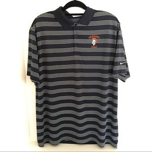 Nike Dri-Fit Hershey Golf Mens Polo Shirt Sz XL